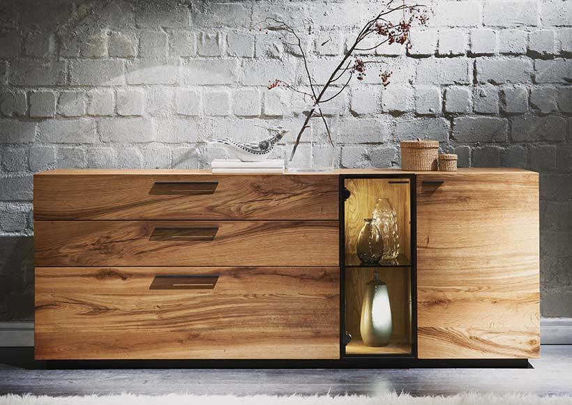 sideboard vitrine r ger m bel inh bernd r ger in herbrechtingen. Black Bedroom Furniture Sets. Home Design Ideas